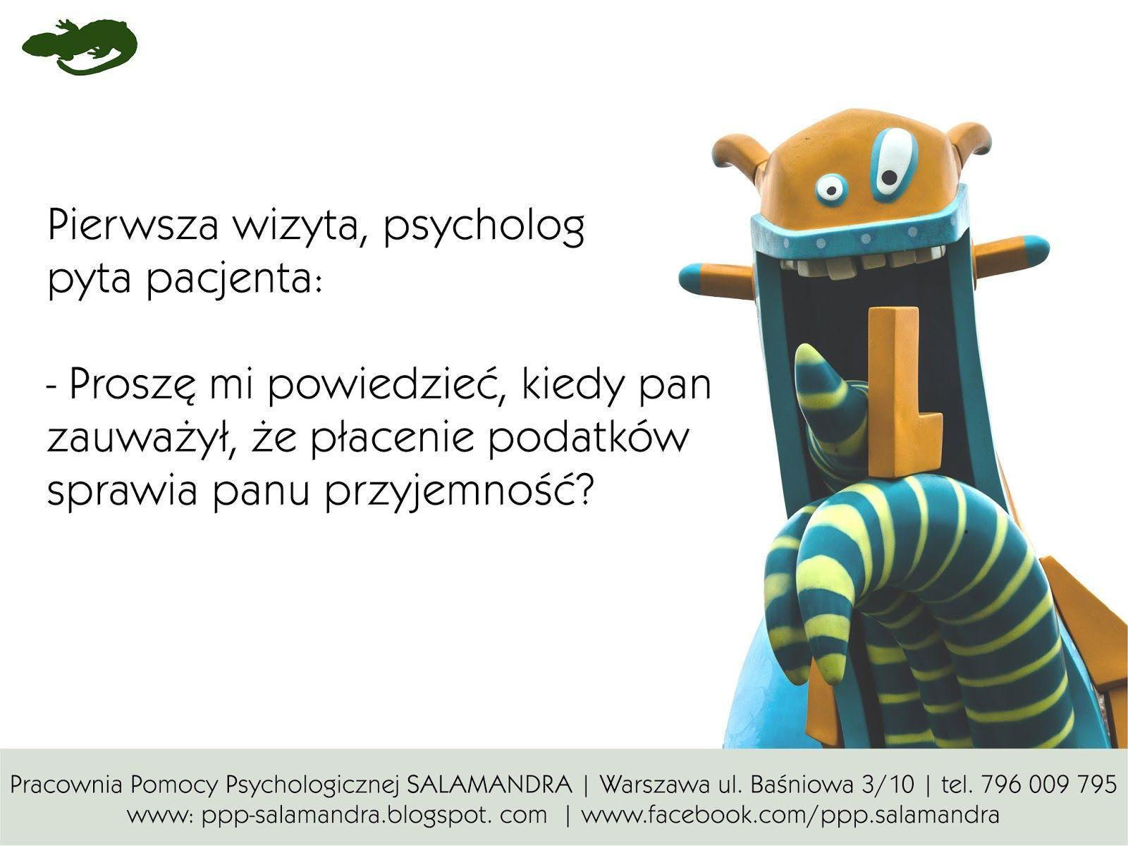 Pracownia Pomocy Psychologicznej SALAMANDRA - Dobry psycholog Warszawa - Elżbieta Grabarczyk