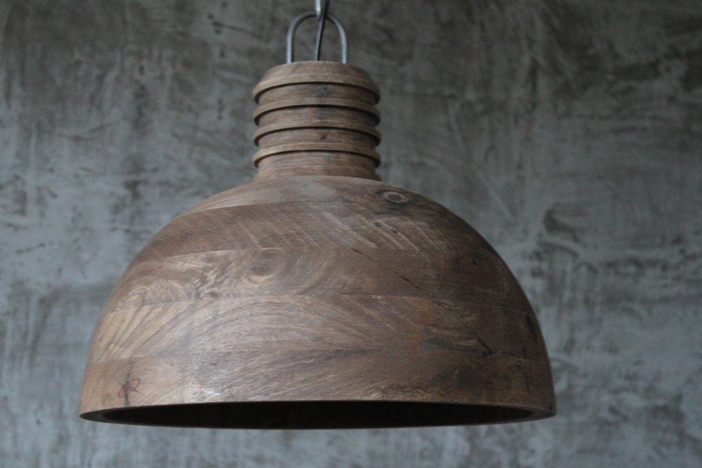Hange Lampe O40 Cm Industrielampe Holz Loftlampe Fabrik Deckenlampe Kolonial Deckenlampe Lampen Hange Lampe