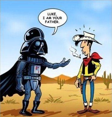 Resultado de imagem para luke im your father