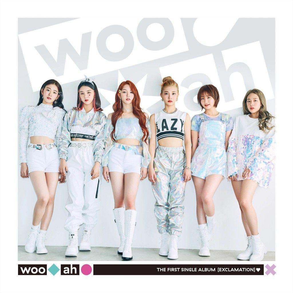 Pin by ㅁㅡㅑㄷ Other Profile (2) on Woo! ah!   Woo, Kpop girl groups, Kpop girls