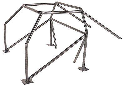 Competition Engineering 3229 10 Point Hoop Roll Cage Fits 1994 04 Mustang Two Part Numbers Are Required To Get A Complete 10 Point Roll Bar Kit Rx 7 Mustang