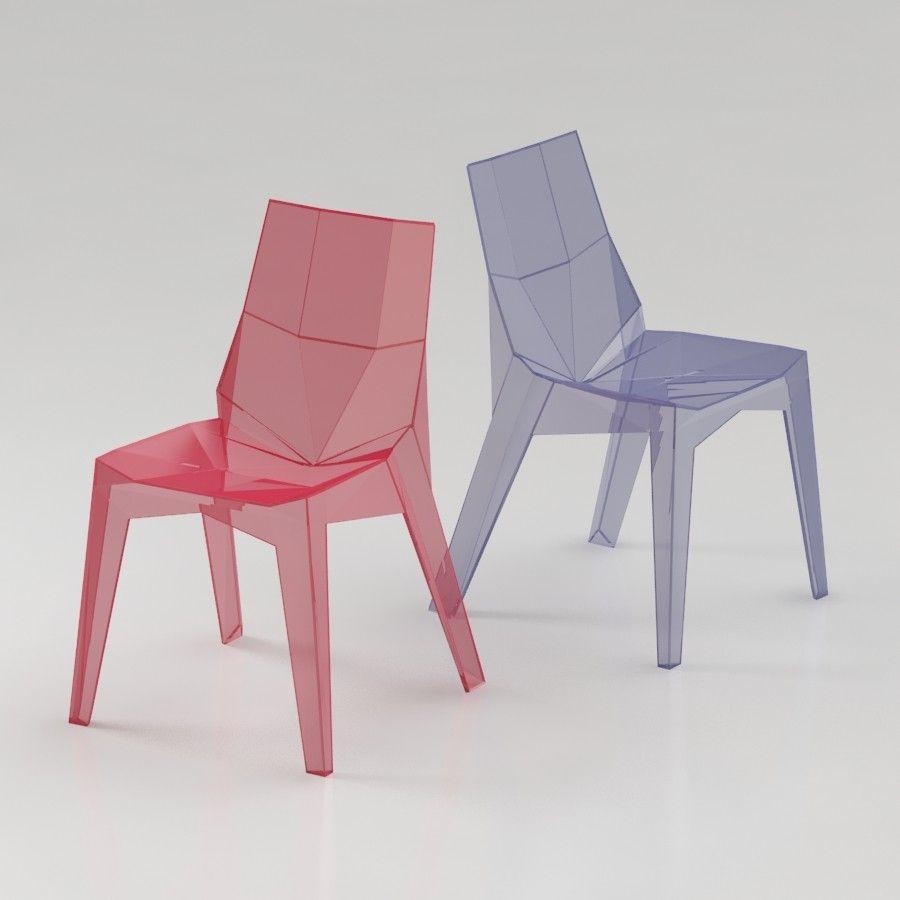 Fantastic Karim Rashid Poly Chair Bonaldo Files Max2009 3Ds Dwg Andrewgaddart Wooden Chair Designs For Living Room Andrewgaddartcom