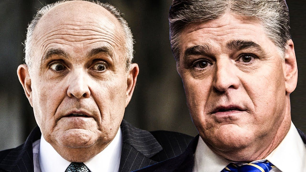 Could Giuliani Be Disbarred For Guest Hosting Sean Hannity S Radio Show