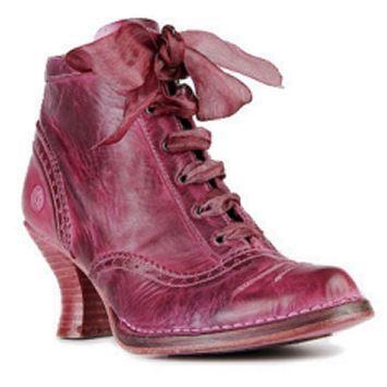 7851185df4c226 Chaussures Richelieu façon Mary Poppins Chaussures Rétros, Bottines,  Talons, Bottes Victoriennes, Chaussure