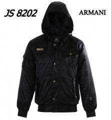 Veste Armani Hoodies Homme Classicque Noir   veste Armani homme ... bfa2c27f3c3