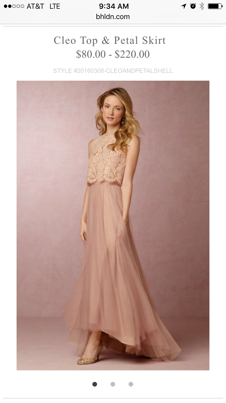 Anthropologie Bridesmaid Dress | Italia Wedding | Pinterest ...
