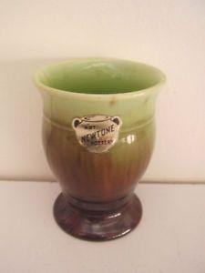 9.5cm x 7cm Beautifully Glazed Bakewells Newtone ART Pottery Vase   eBay