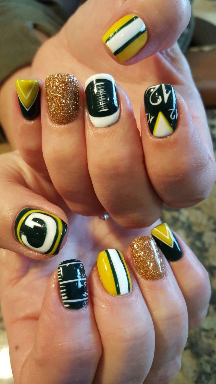 Nails Done At Nail Art Spa In Elgin Illinois I Love My Nail Tech