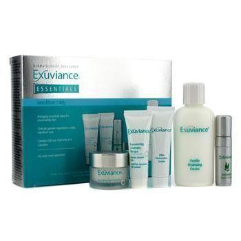 Essentials Kit (Sensitive- Dry): Cleansing Creme + Eye Complex + Masque + Restorative Creme + Perfect 10 Serum - 5pcs