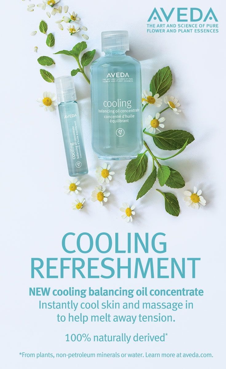 Cooling Balancing Oil Concentrate Clinica Dental Labiales Remedios