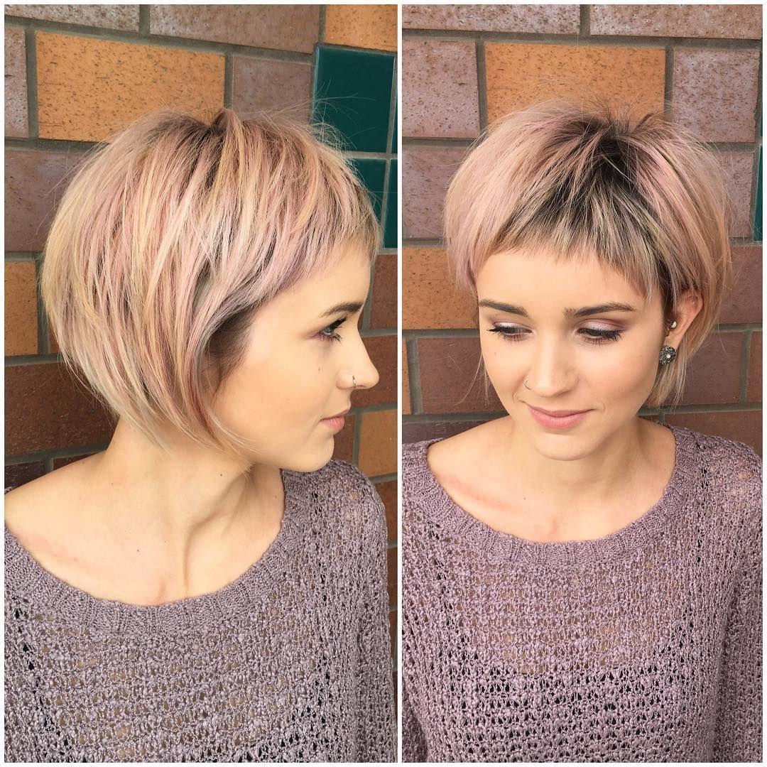 40 best short hairstyles for fine hair 2019 | волосы | short