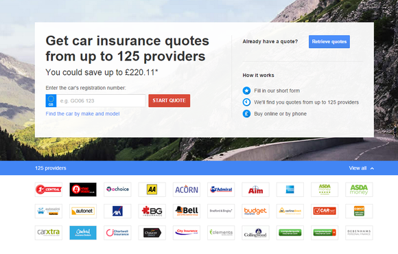 Google's next business Selling U.S. car insurance? Car