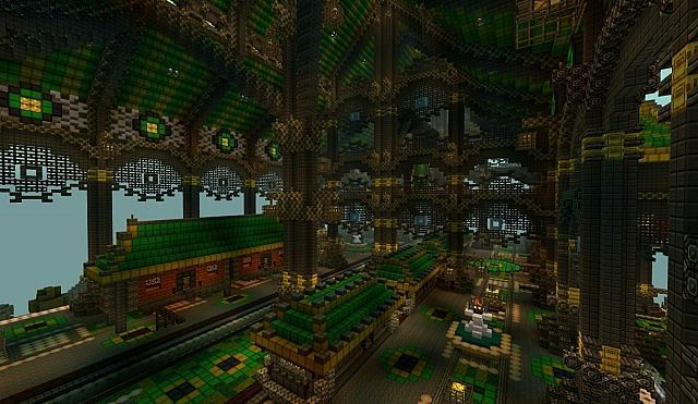 Minecraft Avatar Ba Sing Se Map Download