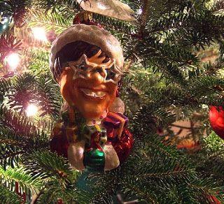 Elton John Christmas Ornament.Pin On Blown Glass Ornaments