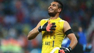 Sergio romero, el heroe del partido