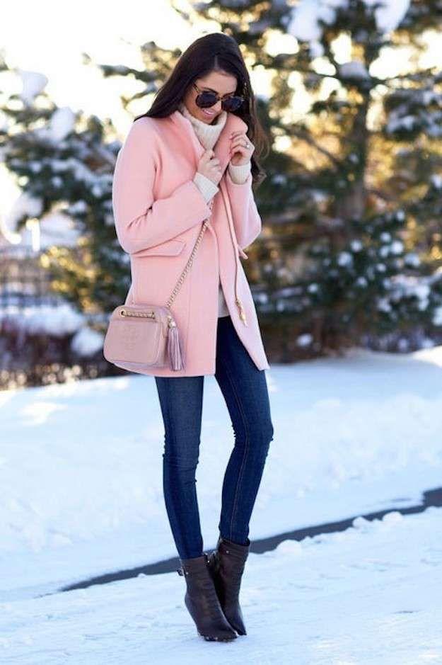 51ead7650a Cómo combinar el color rosa  fotos de los looks