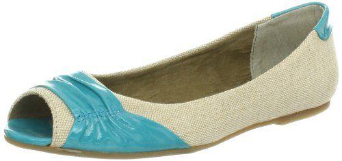 Bella Vita Women's Trina Flat,Natural Linen/Turquoise Patent,8 M US Bella Vita,http://www.amazon.com/dp/B008TTZTLE/ref=cm_sw_r_pi_dp_kNjqtb0PC47B0VK9
