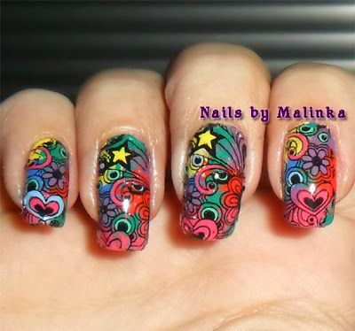 Big SdP-V - Nails by Malinka
