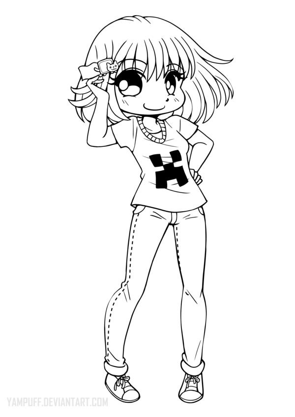 Hi there! The Linearts in this folder are all shared works