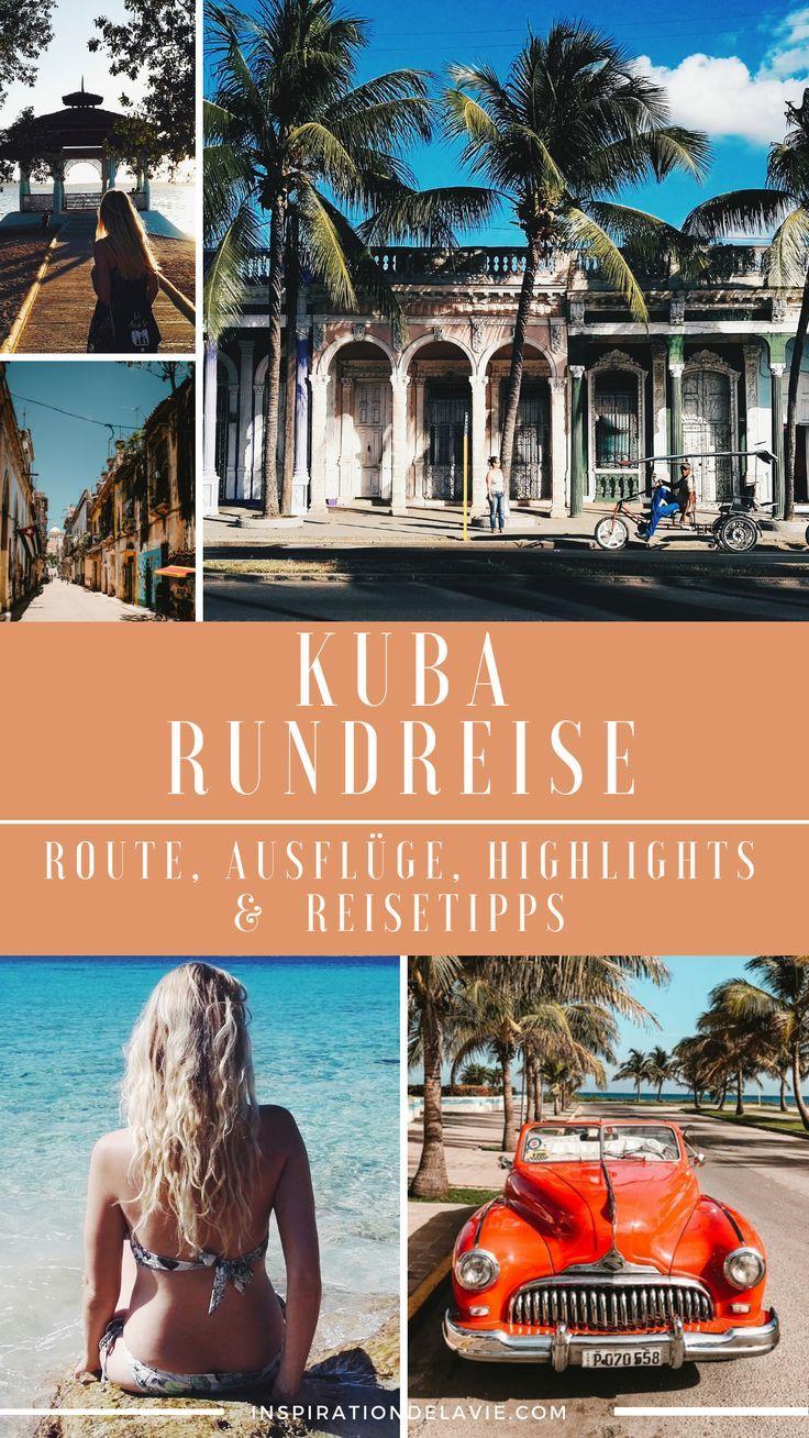 Kuba - Reiseführer - 13 Dinge die du wissen solltest, bevor du nach Kuba fliegst #cubaisland