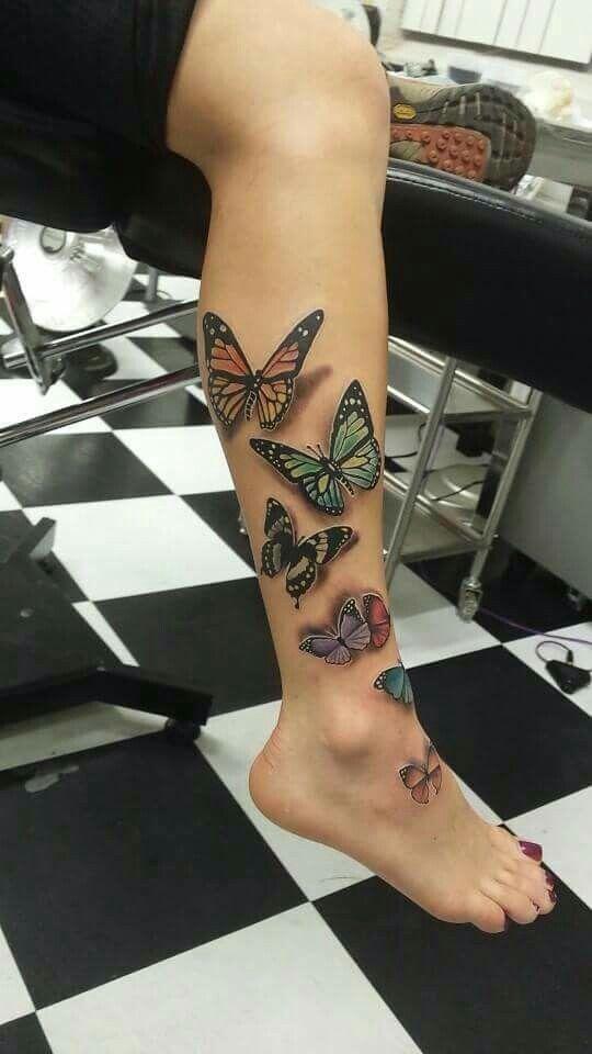Butterfly Tattoo Love It Tattoos últimos Tatuajes
