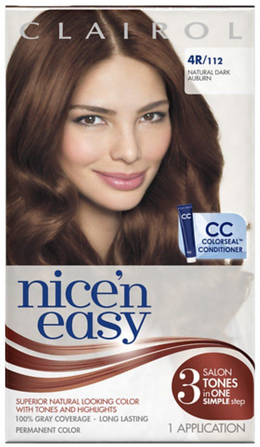 Clairol Beautiful Collection Hair Color 12 Medium Ash Brown 90