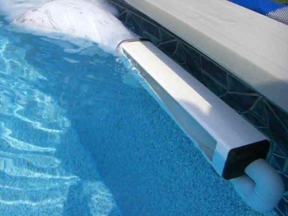 Strainer Pool Pool Skimmer Diy Pool