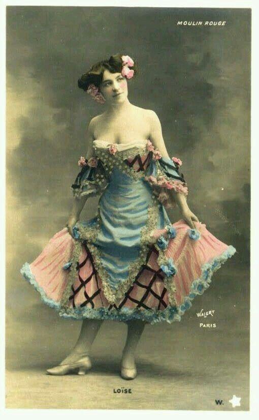 Pin By Goldilocks Designs Llc Staffin On Dance Moulin Rouge Dancers Vintage Dance Moulin Rouge