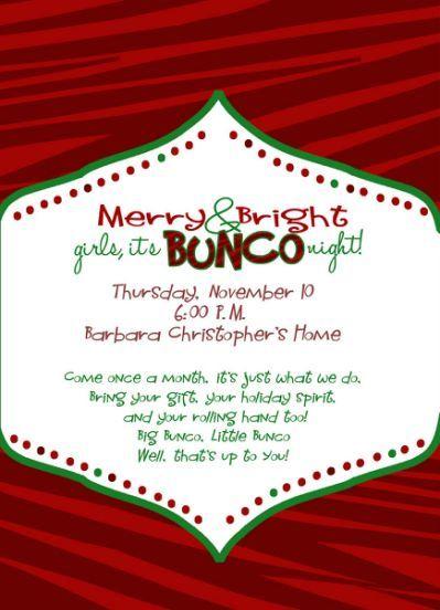 Mg Paperworks Christmas Invitations