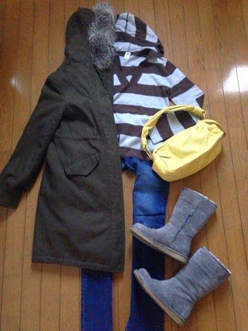 2015-01-12 What itoyoshi wear