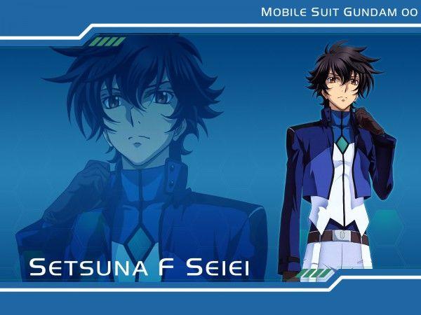 Setsuna F Seiei 184021 Zerochan Mobile Suit Gundam 00 Gundam 00 Gundam