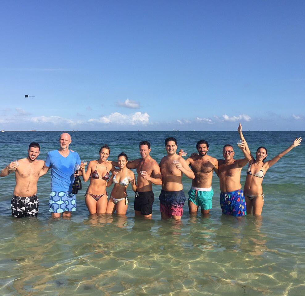 SYLTBAR Prosecco Beach Day And Soccer