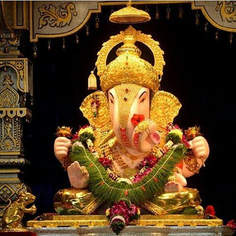 Image result for Dagadusheth Halwai Ganpati, pune RBB/ Getty Images
