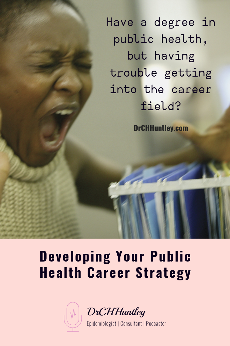 If you already have a degree in public health, but need