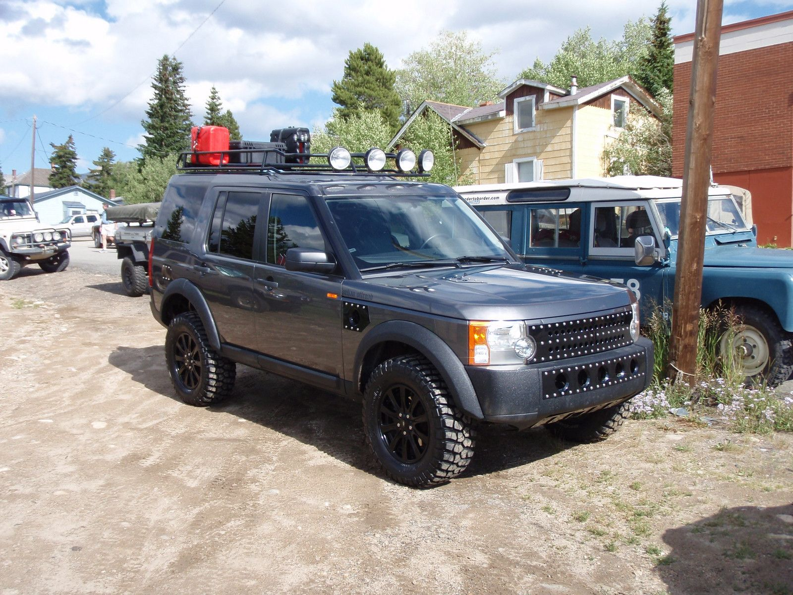 Range Rover Dallas >> urbran off road lr3 | Land Rover LR4 | Pinterest | Roads