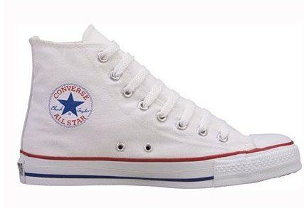 Converse Chuck Taylor All Star Shoes (M7650) Hi Top in Optical White  36.70 71986d7d823c