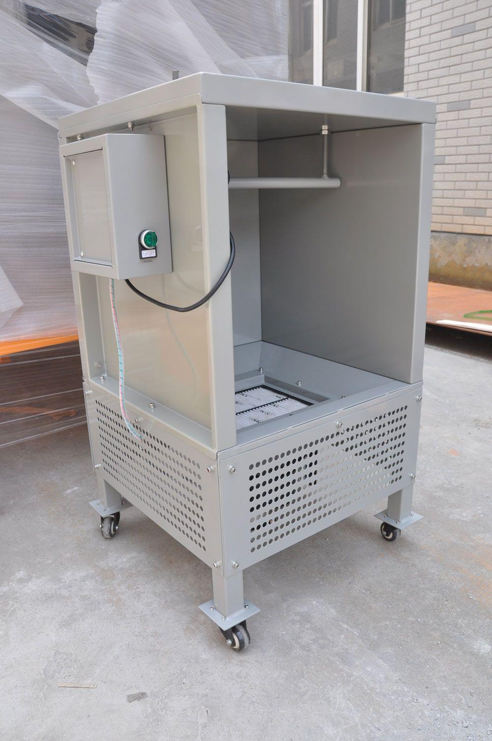 Aluminium Powder Coating Machine Metal Powder Coating Machine