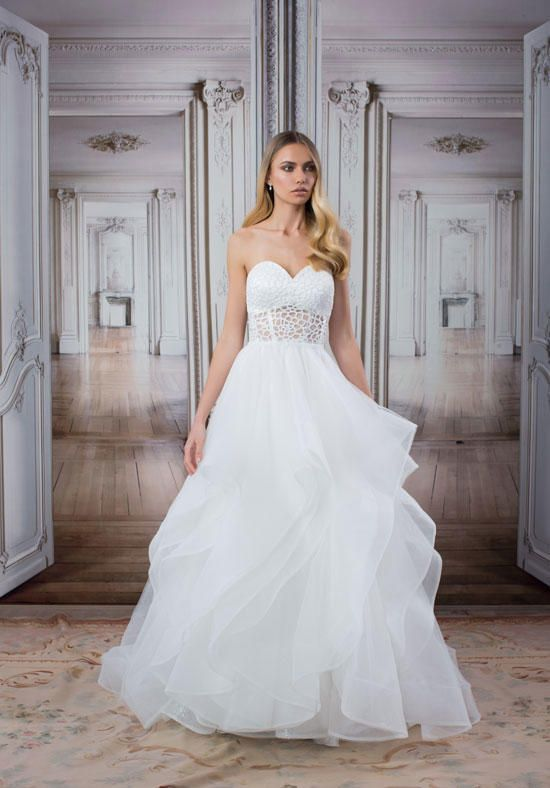 LOVE by Pnina Tornai for Kleinfeld 14422 Wedding Dress photo ...