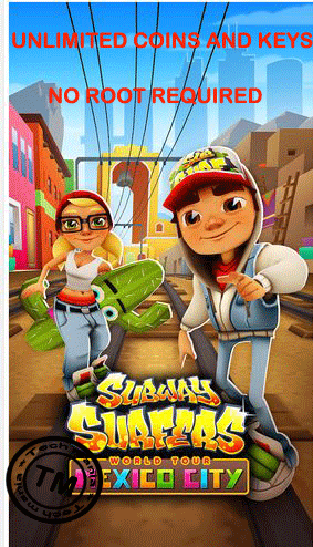 how to get subway surfers characters free