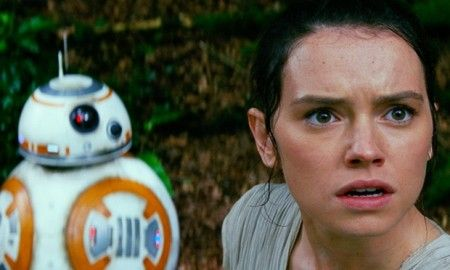 Rey is the best fighter, the best pilot, the natural leader.