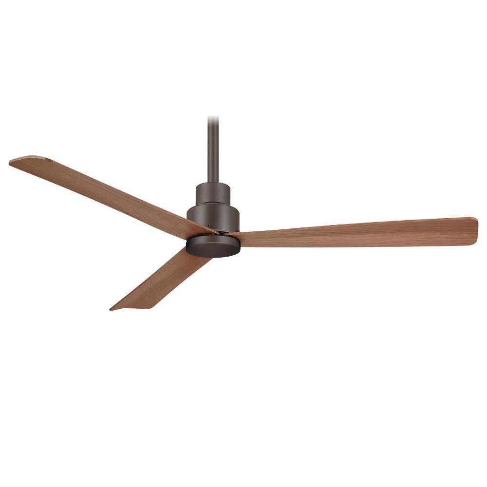 Simple Indoor Outdoor Ceiling Fan By Minka Aire F787 Orb Simple Ceiling Fan Ceiling Fan Outdoor Ceiling Fans Minka aire simple ceiling fan