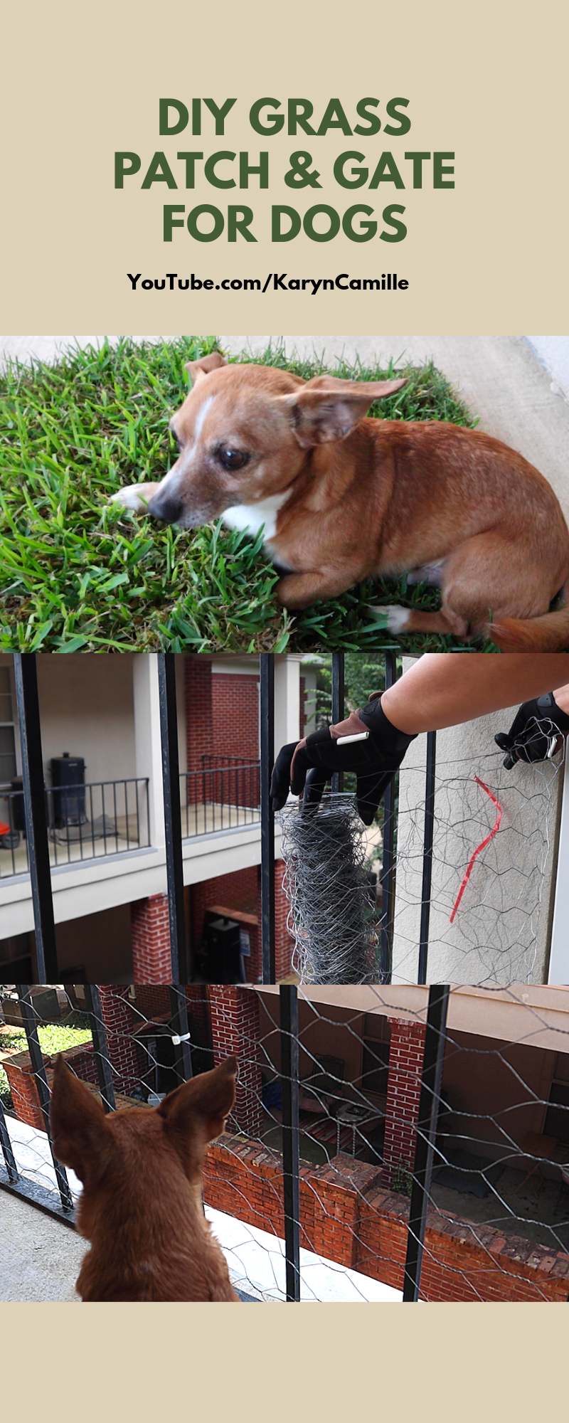 Mini Balcony Yard For Pets Ideal For Apartments And Houses Small Dog Fence Balcony For Dogs Dog Fence