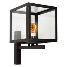 K.S. Verlichting Loosdrecht Wandlamp - Zwart | Verlichting | Pinterest