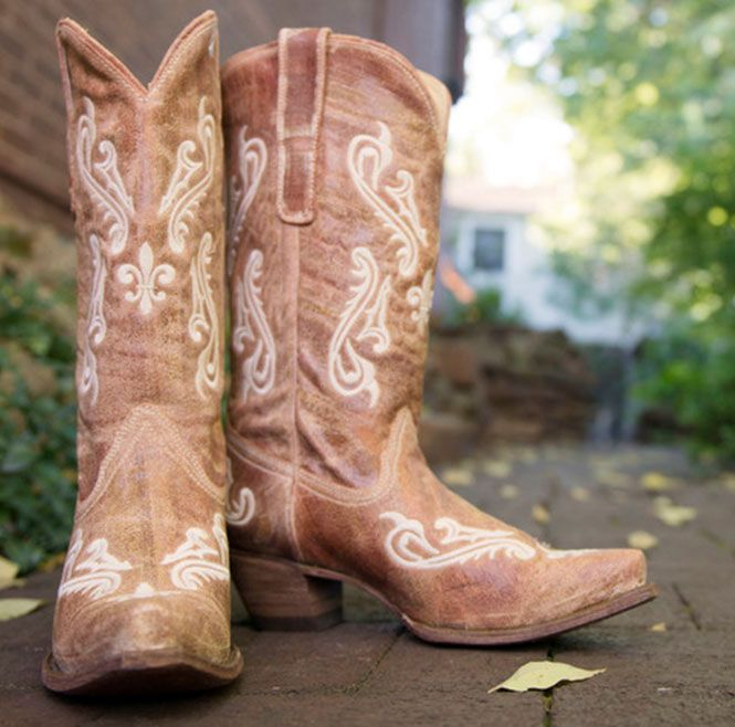17 Best images about wedding boots on Pinterest