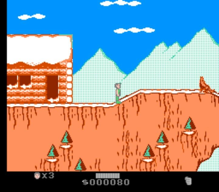 Cliffhanger Nes Game Reviews Video Game Reviews Video Game