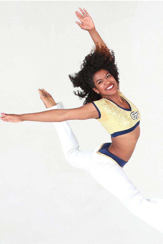 Team Spotlight: Georgia Tech's Positive & Spirited Goldrush Dance Team!