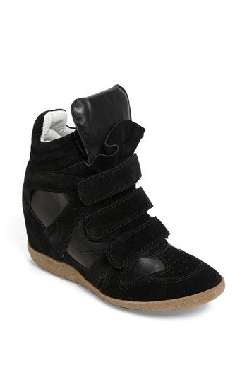 02c377f7bfa Steve Madden  Hilight  Wedge Sneaker available at  Nordstrom  Iwant ...
