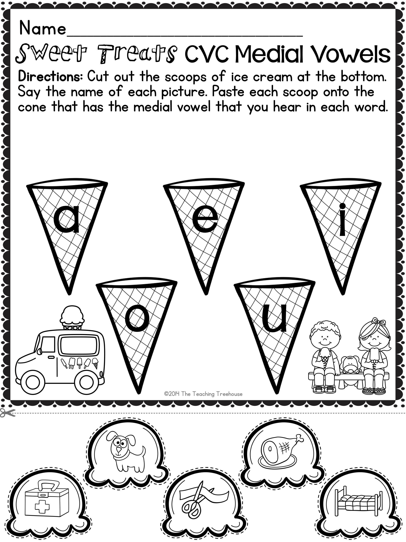 Summer Kindergarten Pack No Prep Ccss Aligned