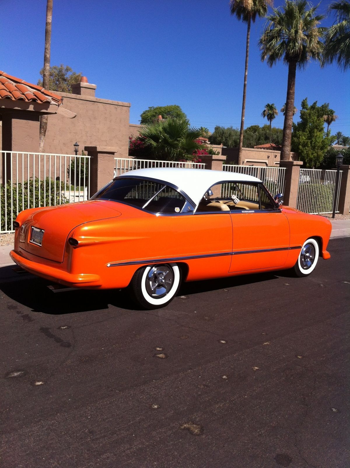 For Sale: 1951 Ford Victoria | HotrodHotline.com | Hot Rod Hotline ...