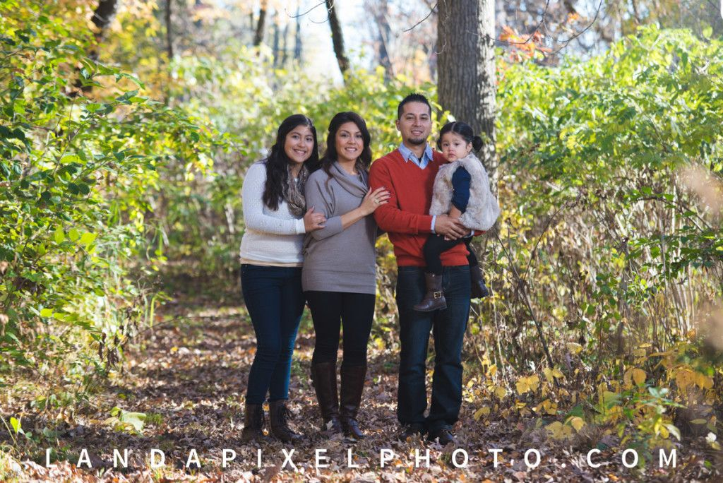 Fall Family Photo Session | Huntley, IL - Landapixel Photography  (Landapixel Photography  //  landapixelphoto.com //  815-566-1435  // photo@landapixel.com // Chicago area photographer)